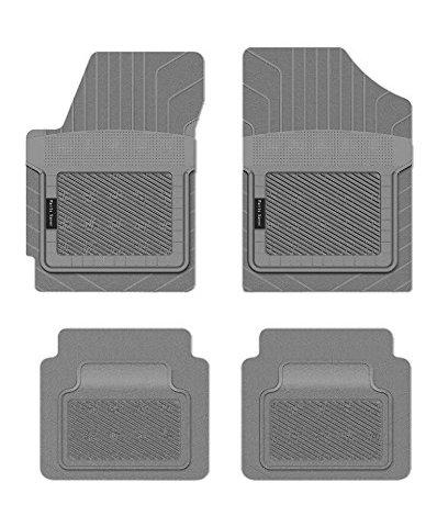 PantsSaver 1213142 Custom Fit Car Mat 4PC Gray