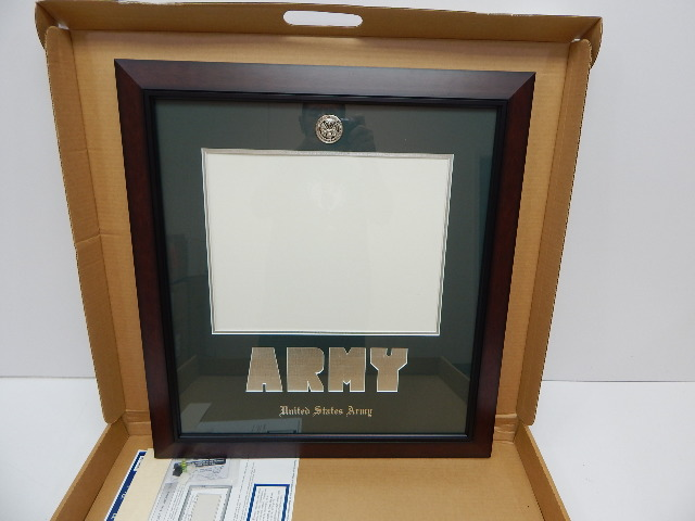 "Campus Images ARDLG002S11x14 Army Discharge Legacy 11x14"" Frame MINOR SHIP DMG"