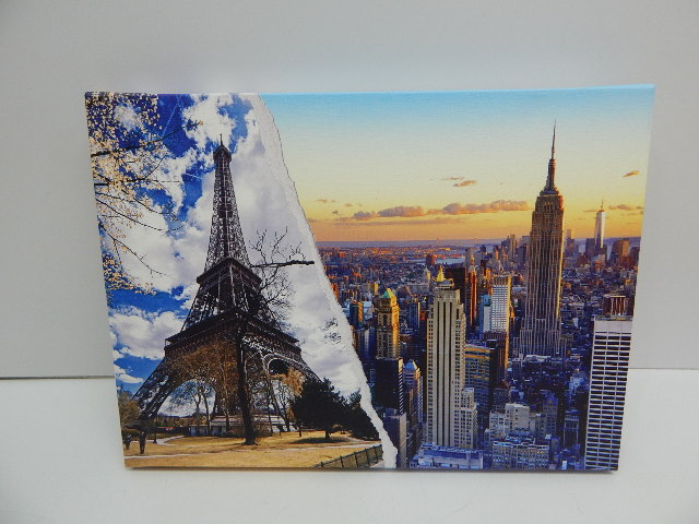 "Wonderful Architectures by Philippe Hugonnard 14 by 19"" Canvas Wall Decor"