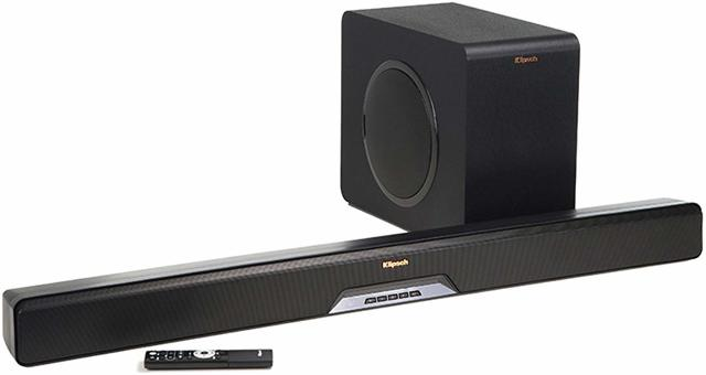 Klipsch RSB-14 Sound Bar With Wireless Subwoofer (Play Fi) Bluetooth Surround
