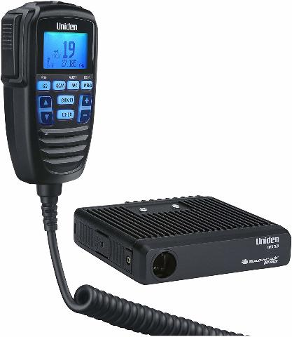 Uniden CMX760 Bearcat CB Radio 40 Channel Ultra Compact Off Road Series NOAA