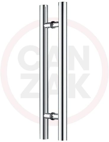 "Canzak CAN-1004-BR 72"" Brushed Stainless Steel Door Handle Push Pull SMALL DENT"
