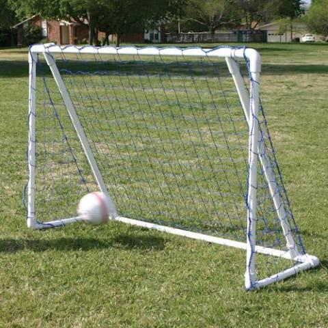 BSN Sports Funnet Goal 1150025 4'H x 6'W x 2'D  Soccer Goal MINOR BLEMISHES