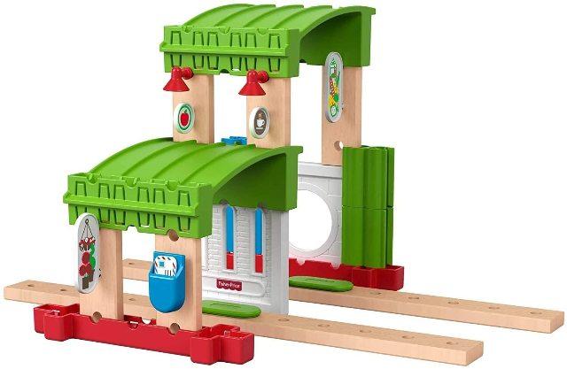 Fisher-Price Wonder Makers Design System Build it Up Expansion Building Set 25pc
