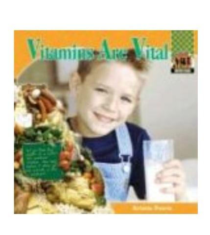 Vitamins Are Vital (Nutrition) Hard Back