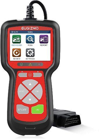 EUGIZMO OBD2 Scanner Universal Car Engine Fault Code Reader Diagnostic Scan Tool