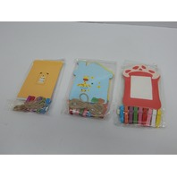 "Mini 3"" Rope Hanging Film Paper Picture Frame for Fujifilm Instax Mini"