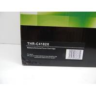 Amsahr Remanufactured Toner Cartridge for HP C4182X (Black, 4-Pack)