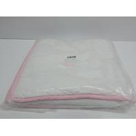 Baby Doll Bedding 560com-pink Forever Mine Junior Crib Comforter, Pink