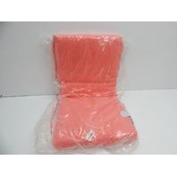 Pillow Perfect 550503 Outdoor Fresco Melon Squared Corners Chair Cushion