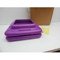 The Step Original 91123 Health Club Aerobic Step Riser, Violet, Pair BOX DAMAGE