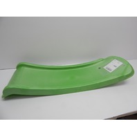 Blue Rabbit 4001-08-001 Play Outdoor Toddler Slide, 4 Feet, Lime Green