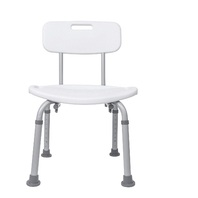 Vaunn Medical M725A-AAWH-CHVM Bathtub Adjustable Shower Chair Seat BOX DAMAGE
