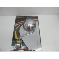 """Grand General 33393 Stainless Steel Hood Mount 8-1/2"""" Convex Mirror Assembly"""