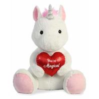 """Aurora World 07989 37"""" Your Magical Unicorn Stuffed Animal, Extra Large"""