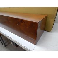 Lexington 72 In 50 Medium Rustic Distressed Finish 496-72-50 Mantel Shelf No