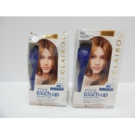 Clairol Nice 'n Easy Root Touch-Up 6G Kit Matches Light Golden Brown, 2ct BOX DM