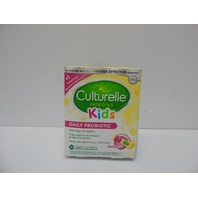Culturelle Kids Packets Daily Probiotic Supplement, 30 Single Packets BOX DMG