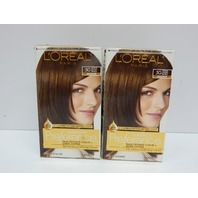 L'Oreal Superior Preference Permanent Hair Color #5G Med Golden Brown 2ct