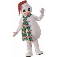 Rubie's Costume 700103 Unisex Adults Oversized Snowman Mascot Costume, Standard