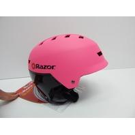 Razor 99705 Dual Shell Mulit-Sport Helmet, Adult, Pink/Black
