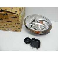 TYC 20-6738-00 05-06 Mini Cooper HB Driver Side Headlight Assembly OPEN BOX