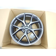 "BBS SR Satin Grey Wheel with Painted Finish 18 x 8"" /5 x 115 mm, 36 mm Offset"