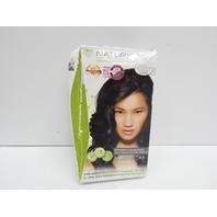 Naturigin Permanent Hair Color Dye, 2.0 Black BOX DAMAGE