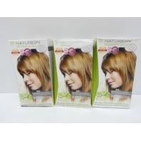Naturigin Permanent Hair Color, 7.0 Natural Blonde, Medium 3 ct BOX DAMAGE