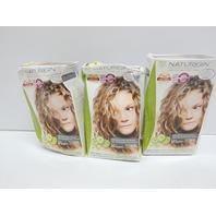 Naturigin Permanent Hair Color, 8.1 Light Ash Blonde, 3 Count BOX DAMAGE