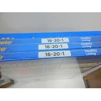 "Filtrete 3M UA00DC-6 16"" X 20"" 1"" Ultimate Allergen Reduction Air Filter, 4ct"
