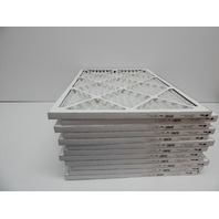 "NaturalAire 80055.011825 Pre-Pleat 40 Air Filter, MERV 8, 18 x 25 x 1"", 12-Pack"
