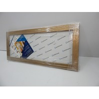 ArtToFrames 2WOM0066-76808-YGLD-8x22 8x22 inch Classic Gold Picture Frame