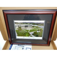 Campus Images CA924A Cal Northridge Academic Framed Lithograph