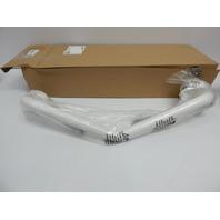 CSI Bathware BAR-BB12-TW-125-PW Boomerang Grab Bar, White