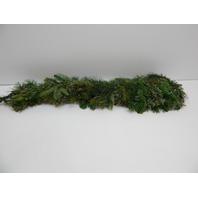 "Vickerman Cashmere 48"" Teardrop Christmas Tree w/ 50 Warm White LED Lights BX DM"