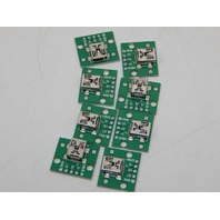 Akozon Mini USB to DIP Adapter Board 5P for 2.54mm PCB Board, 8 ct