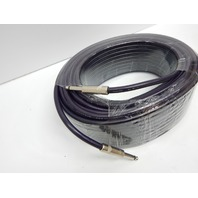 "Yoico 100' Pro 1/4"" Speaker Cables, 12 Gauge Male Audio Amp Connection Cord Wire"