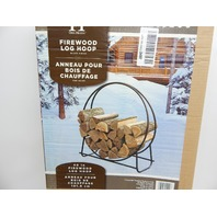Panacea 15209 40-Inch Tubular Steel Log Hoop BOX DAMAGE