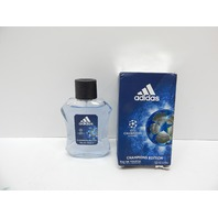 Adidas UEFA Champions League Edition Eau de Toilette Spray for Men, 3.4oz BOX DM