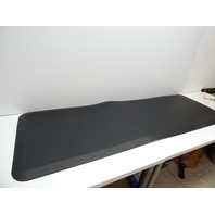 "Royal SYNCHKG103471 Anti-Fatigue Multi Surface 24x74x.75"" Comfort Mat, Jet Black"