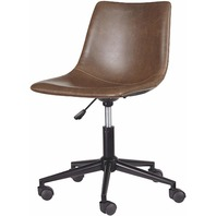 Signature Design by Ashley H200-01 Home Office Swivel Desk Chair BOX DAMAGE