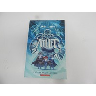 Escape From Lucien (Amulet #6) Paperback Book