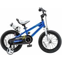 "RoyalBaby RB14B-6B 14"" Freestyle Kid's Bike with Training Wheels BOX DAMAGE"