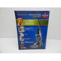 BISSELL 1986 ProHeat 2X Revolution Max Clean Pet Pro Carpet Cleaner BOX DAMAGE