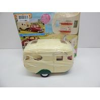 Calico Critters CC2134 Caravan Family Camper (CAMPER ONLY, NO ACCESSORIES)
