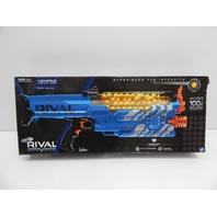 Nerf B8239 Rival Nemesis MXVII-10K Blaster, Blue BOX DAMAGE