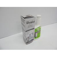 Whirlpool Icemaker Water Filter F2WC9I1 ICE2 & Ice Cleaner 4396808 DISTRESSED PK
