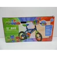 "PJ Masks R0400 Boy's 12"" Bike Bicycle, Blue"