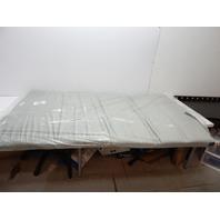 Willpo Memory Foam Camping Mattress Portable Sleeping Pad Floor, Twin